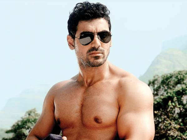John Abraham Starts His Day In a Healthy Way