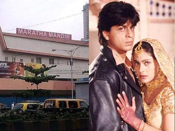 Dilwale Dulhania Le Jayenge returns to Maratha Mandir as theatres reopen