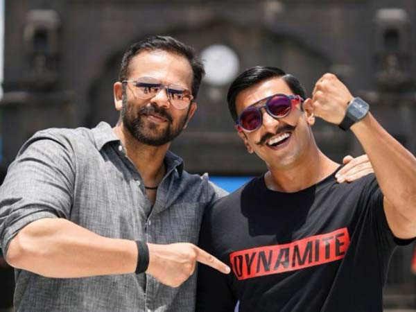 Rohit Shetty books entire Mehboob studios for Ranveer Singh's Cirkus