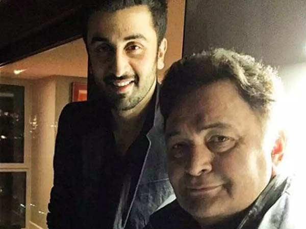 Rishi Kapoor and Ranbir Kapoor were being eyed for a Gujarati remake