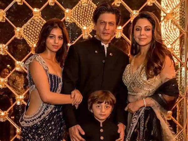 Shah Rukh Khan truly is the perfect father