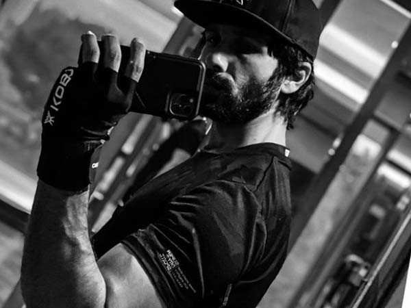 Shahid Kapoor's early-morning training is the perfect fitness inspiration