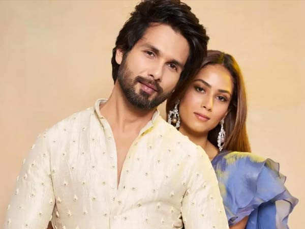 Shahid Kapoor drops a hilarious comment on wife Mira Kapoor's post