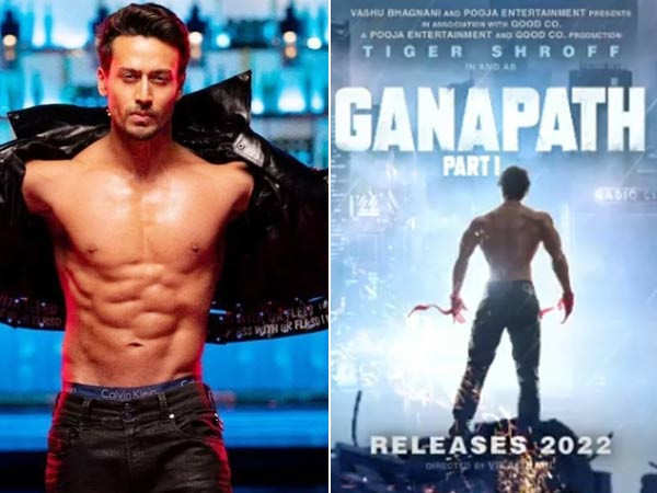 Tiger Shroff Shares a Motion Poster of his Next Film Ganapath