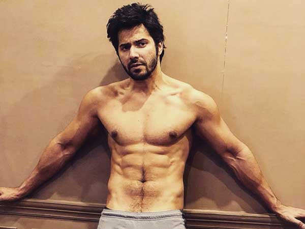 Varun Dhawan shares a picture of his post-workout meal