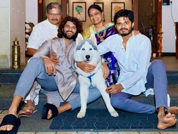 Here's how Vijay Deverakonda spent his Diwali 2020