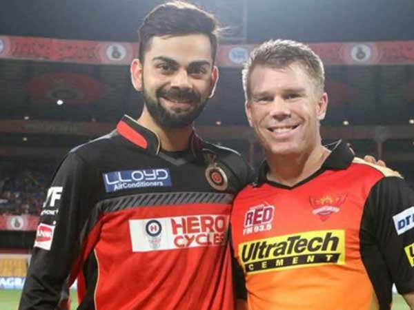 David Warner reacts to Virat Kohli's paternity leave request