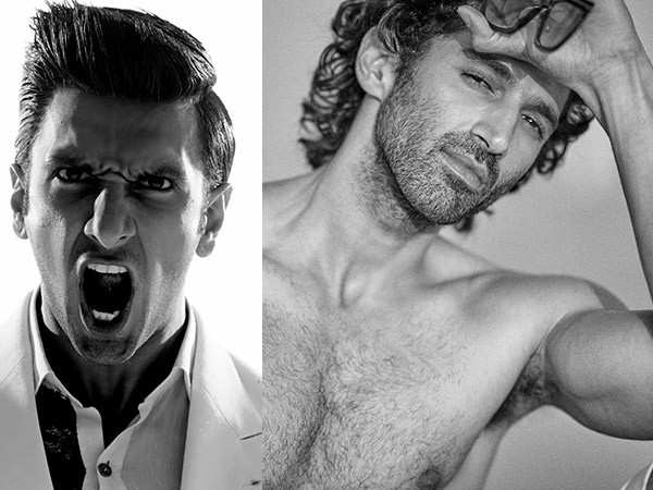 Aditya Roy Kapur Refuses Ranveer Singh's Old Claims That He's a Girlfriend Stealer