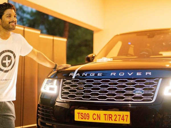 All about the swanky rides owned by Allu Arjun
