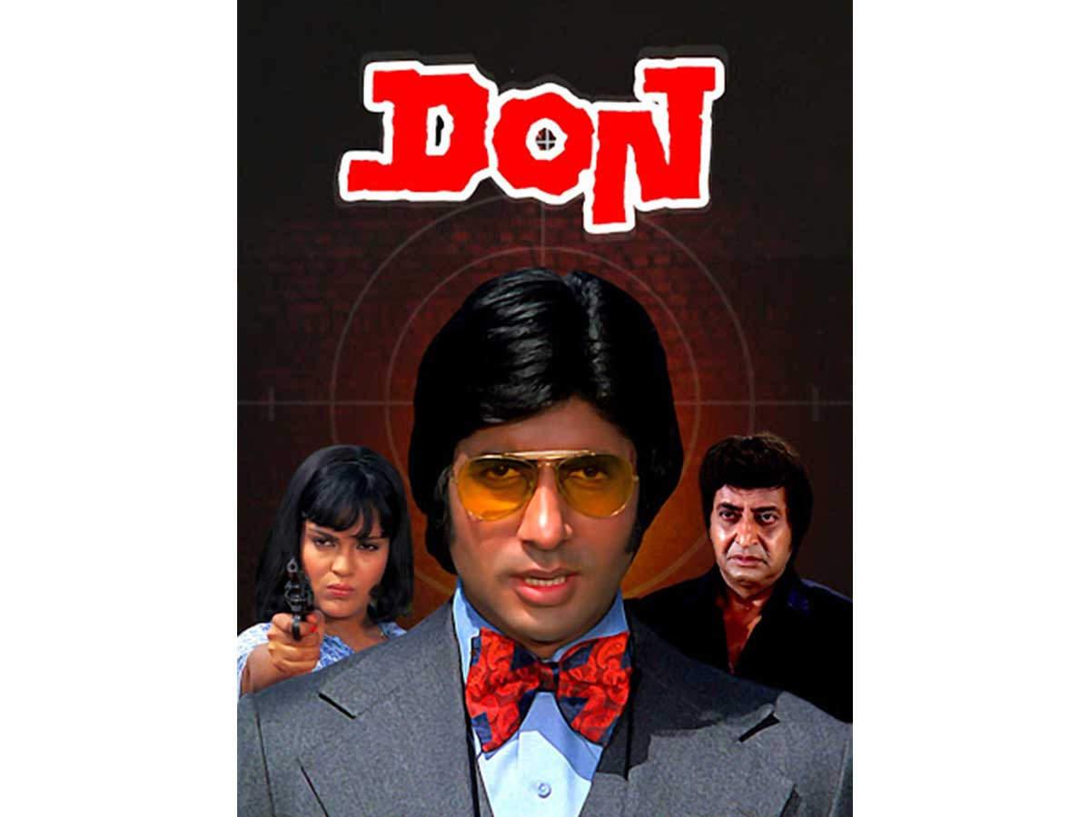 Amitabh Bachchan Movie Don