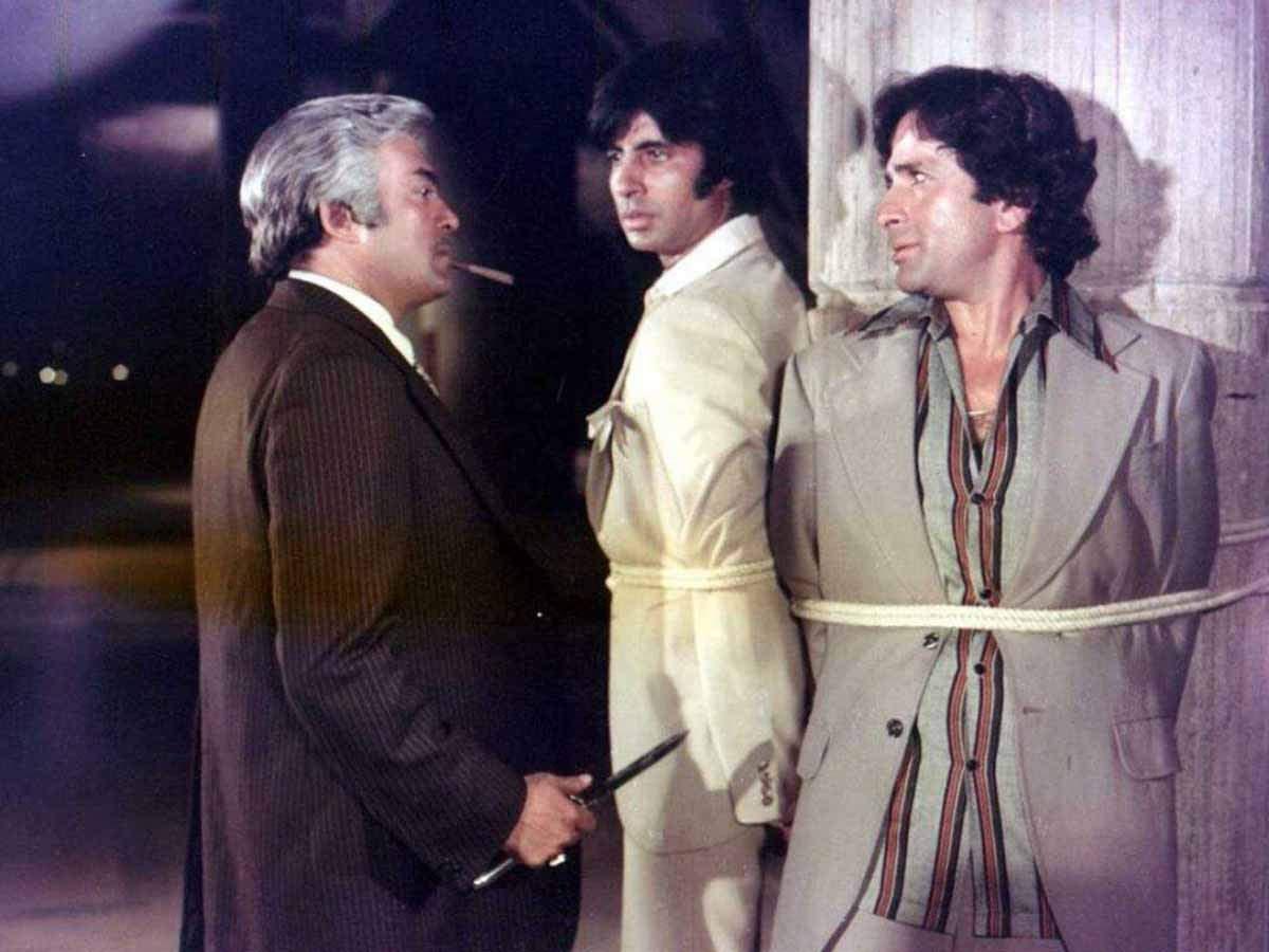 Amitabh Bachchan Movie Trishul