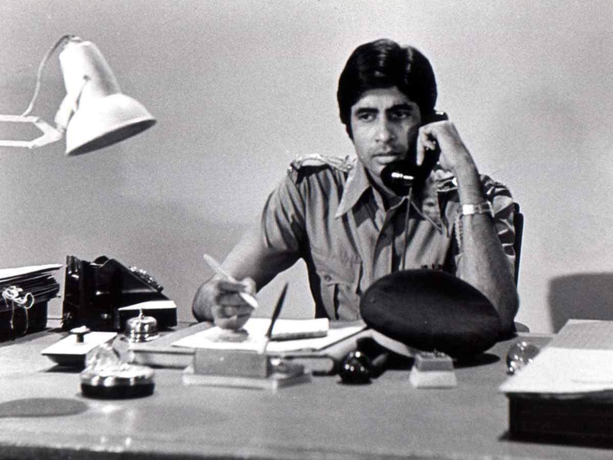 Amitabh Bachchan Movies Zanjeer