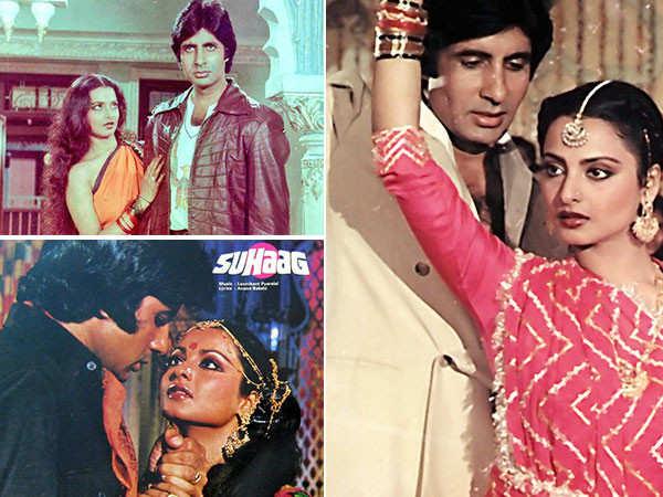 Best Amitabh-Rekha Movies