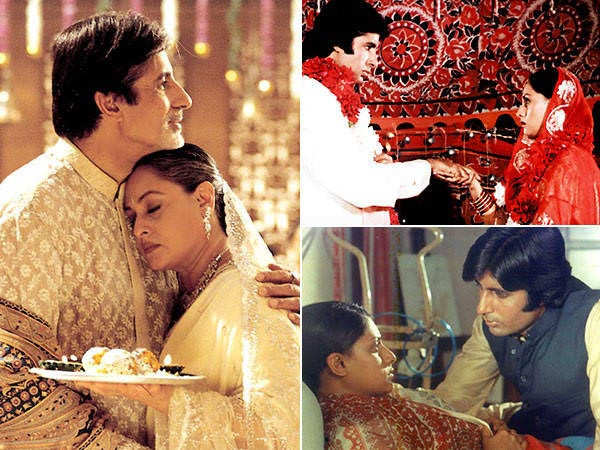 Filmfare recommends: Top films starring Amitabh and Jaya Bachchan