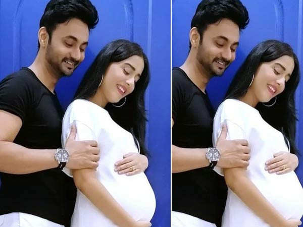 """""""She's a princess,"""" RJ Anmol on pampering Amrita Rao during her pregnancy"""