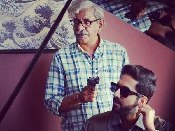 Ayushmann Khurrana Posts a Video to Celebrate Two Years of Andhadhun