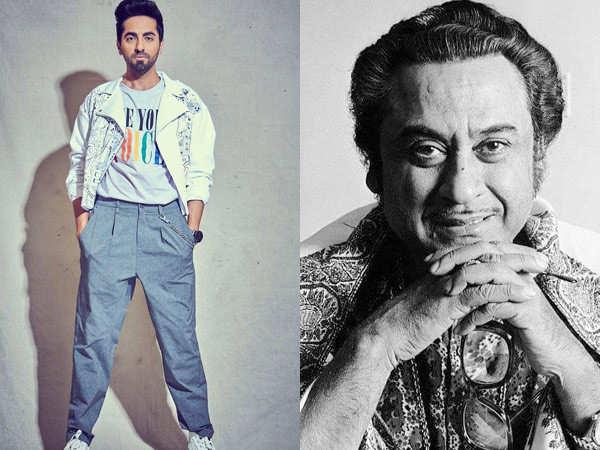 Ayushmann Khurrana Gives A Tribute To The Late Kishore Kumar