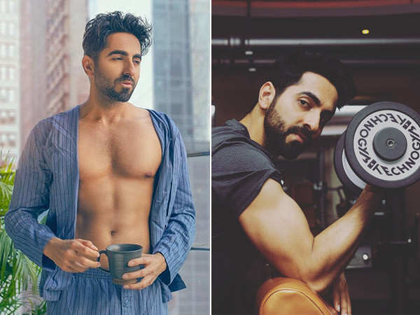 Ayushmann Khurrana lists down 5-Musts in your Fitness regime