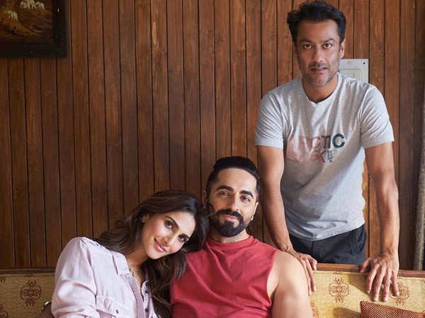 Ayushmann Khurrana and Vaani Kapoor begin shooting for Chandigarh Kare Aashiqui