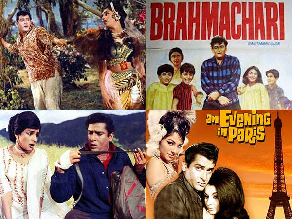 10 Best Shammi Kapoor Movies