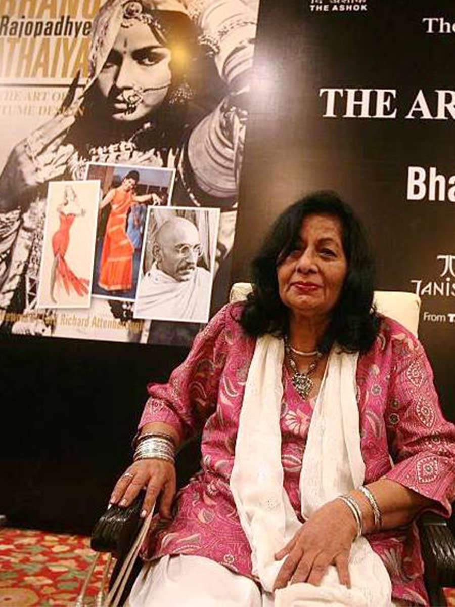 Bhanu Athaiya obit