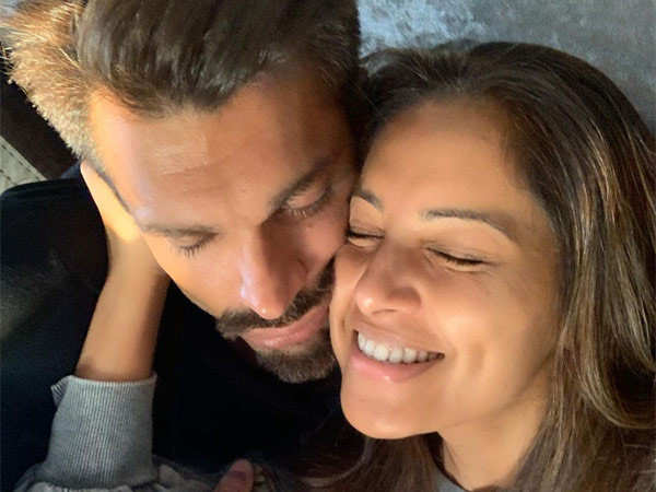 Deets about Bipasha Basu and Karan Singh Grover's fabulous home