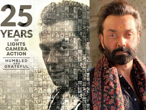 Bobby Deol Gets Emotional as he Completes 25 Years in Bollywood