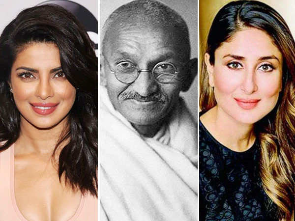 Bollywood remembers Mahatma Gandhi on Gandhi Jayanti