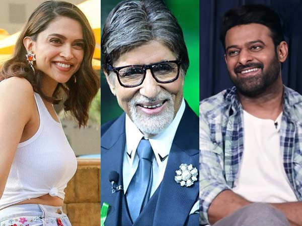 Amitabh Bachchan joins Prabhas and Deepika Padukone in Nag Ashwin's untitled project