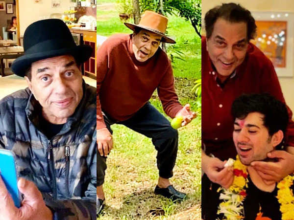 Dharmendra's sprawling Lonavala farmhouse has these special features