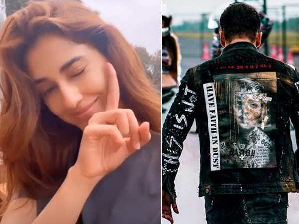 Disha Patani and Salman Khan resume work on Radhe with a song shoot