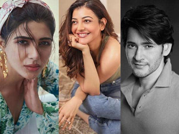 Mahesh Babu, Kajal Aggarwal, Samantha Akkineni extend their wishes to fans on Dussehra