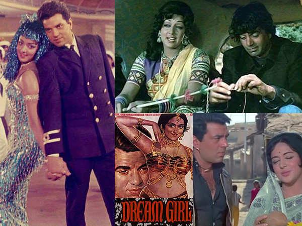 Hema Dharmendra Movies