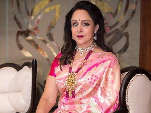 Hema Malini opens up about how she is spending her birthday