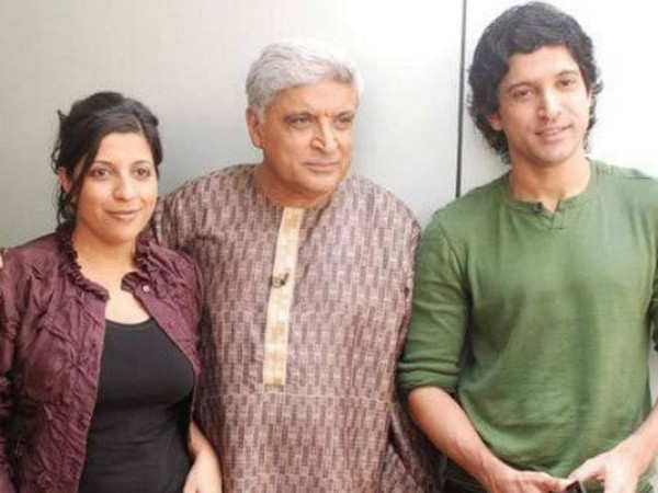 Javed Akhtar reveals how he would react if Farhan and Zoya Akhtar consumed