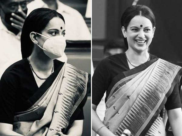 Kangana Ranaut wraps up a schedule of Thalaivi amidst the pandemic