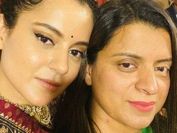 FIR filed against Kangana Ranaut and Rangoli Chandel for spreading communal hatred