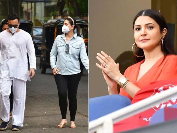 Moms-to-be Kareena Kapoor Khan's And Anushka Sharma's Latest Fashion Outing