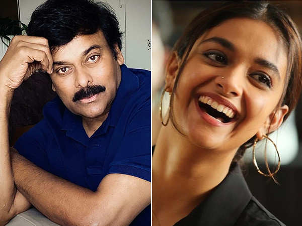 Keerthy Suresh to play Chiranjeevi's sister in the remake of Vedalam