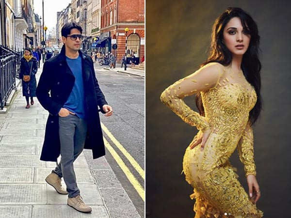 This new picture of Sidharth Malhotra and Kiara Advani is grabbing the limelight