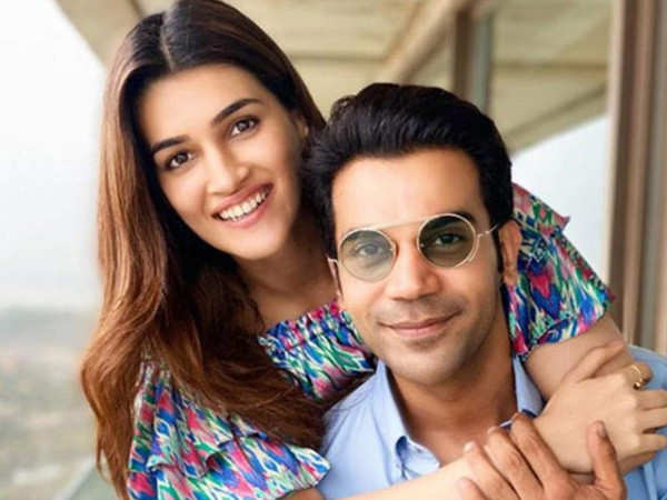 The title of Rajkummar Rao and Kriti Sanon's next revealed