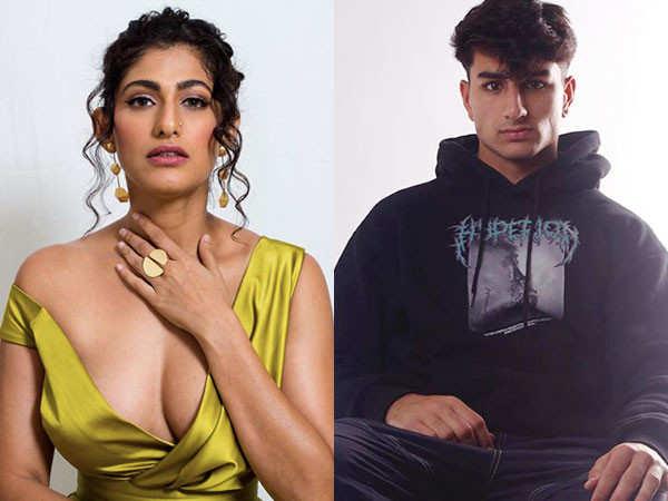 Exclusive! Kubbra Sait reveals she was told she looks like Ibrahim Ali Khan