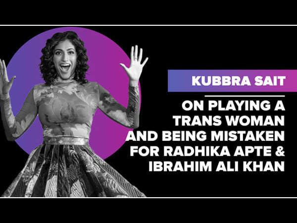 Filmfare Spotlight: Kubbra Sait reveals some fun secrets to Rahul Gangwani