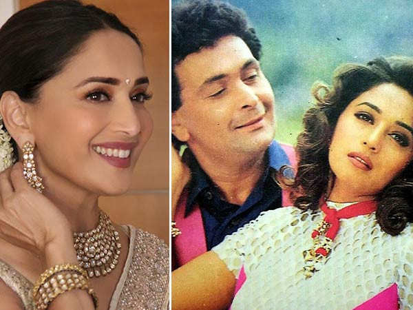 Madhuri Dixit marks 25 years of Yaarana as she remembers two of her favourite people at the movie