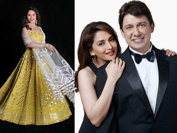 Madhuri Dixit Nene talks about working out and remaining fit with her husband Shriram Nene