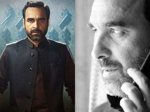 During the shoot of Mirzapur 2, Pankaj Tripathi had to be reminded how he played it in Season 1