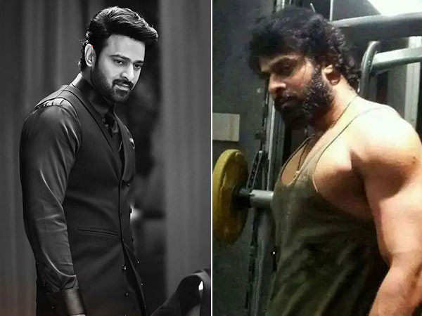 On Prabhas' birthday we look at his fitness transformation from Baahubali to Saaho