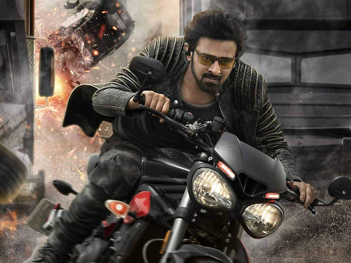 how prabhas saaho recovered its production cost in five days filmfare com filmfare com