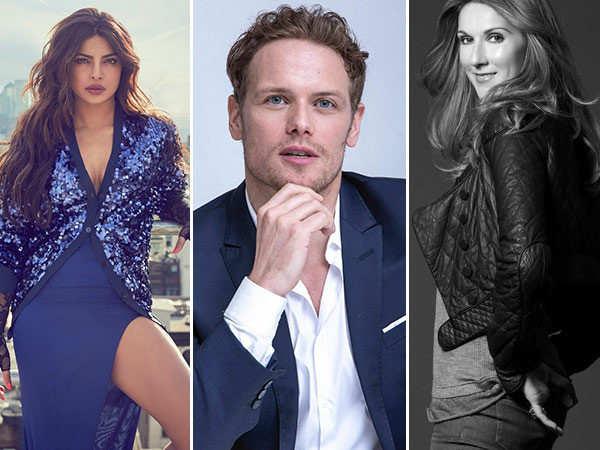 Priyanka Chopra Jonas to star in a new Hollywood film with Sam Heughan and Celine Dion