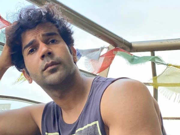 Rajkummar Rao asks everyone not to skip workouts